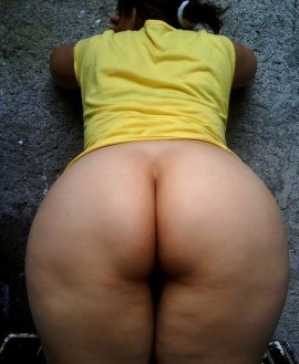 Sister's Fat Ass And Sexy Pussy