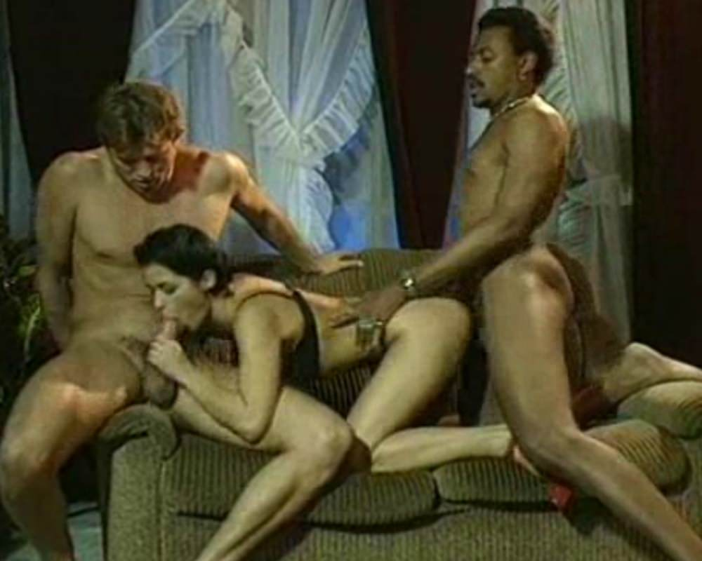 Wife fucked hard by husband and his boss