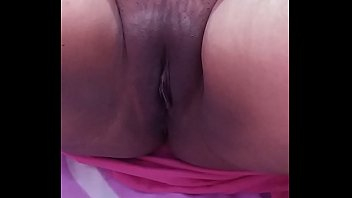 Indian wife with her cunt all exposed