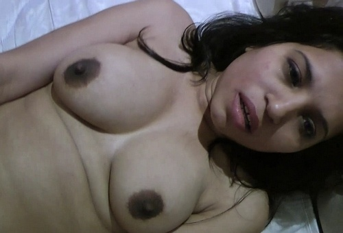 Indian masturbation pics of desi babe Kavya boobs show