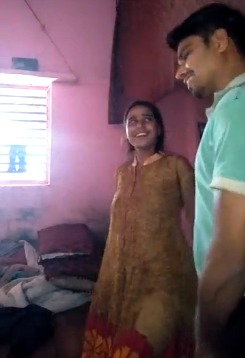 Friends sister fucked and enjoyed by two Bangla guys